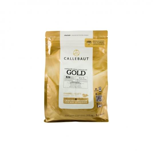 Cioccolato Callebaut Gold