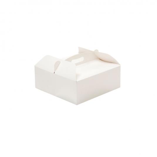 Scatola Torta Quadrata con Manico