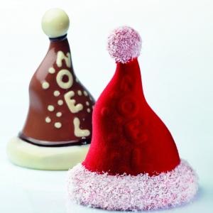 ALBERO NOEL KT153 Stampo termoformato per cioccolato Kit 2 alberi Pavoni