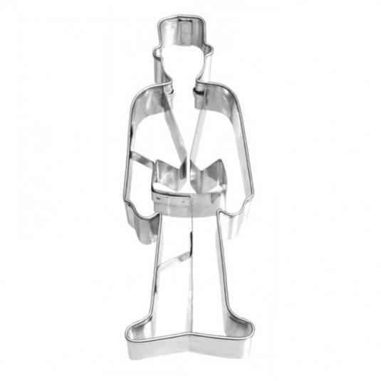 Tagliabiscotti SPOSO in acciaio inox Birkmann