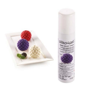 MINI VELVET SPRAY PURPLE