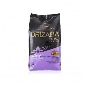 Cioccolato Valrhona ORIZABA LACTEE 39%