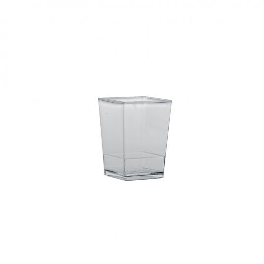 Bicchierini Monouso Quadrati 120 ML