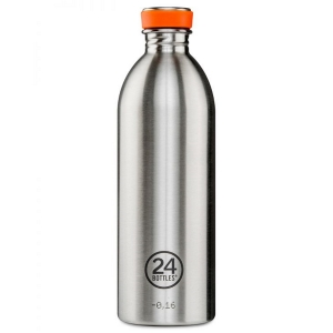 URBAN BOTTLE 1000ML STEEL