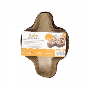 Set 5 Stampi Carta Colomba 750 gr