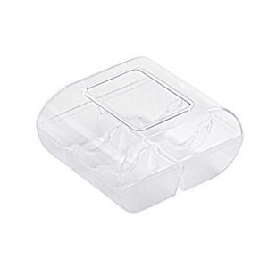 confezione macaron 6pcs trasparente