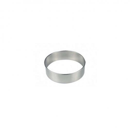 Anello tagliapasta Inox 12 cm