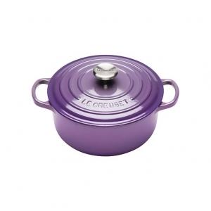 Cocotte Rotonda Evolution Ultra Violet