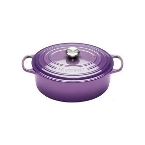 Cocotte Ovale 31 cm Ultra Violet