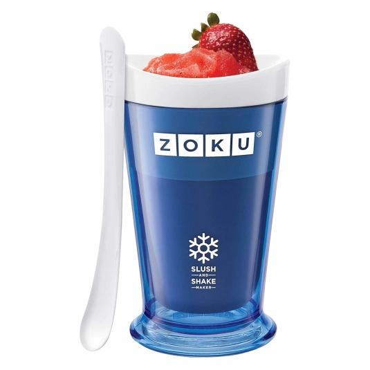 Bicchiere per Granita Slush & Shake Maker Zoku Blu