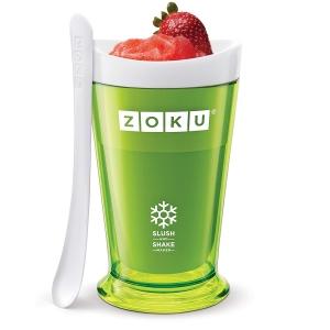 Bicchiere per Granita Slush & Shake Maker Zoku Verde