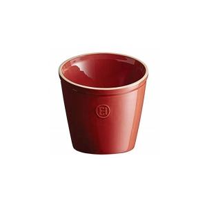 Porta Utensili in Ceramica Rosso Grand Cru