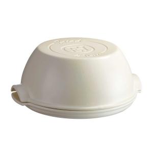 Nuovo Cuoci Pane in Ceramica Bianco Lino