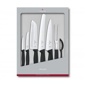 Set Coltelli da Cucina Swiss Classic 7 pezzi