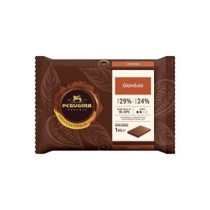 Cioccolato Gianduia alle Nocciole Cacao 29% 1 Kg