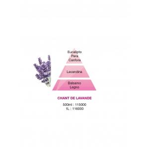 RICARICA LAMPE BERGER PARFUM DE MAISON CHAMPS DE LAVANDE (500ML)