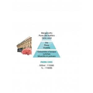 RICARICA LAMPE BERGER PARFUM DE MAISON PARIS CHIC (500ML)