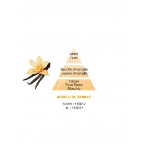RICARICA LAMPE BERGER PARFUM DE MAISON VANILLE GOURMET (500ML)
