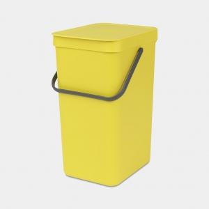PATTUMIERA SORT & GO 16 L YELLOW