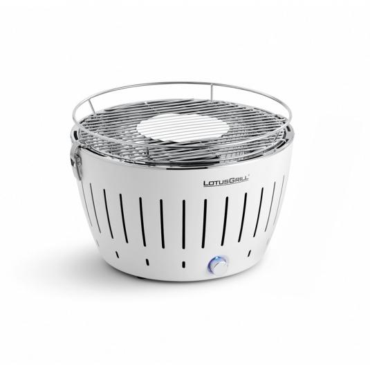 Barbecue Portatile Lotus Grill Silver