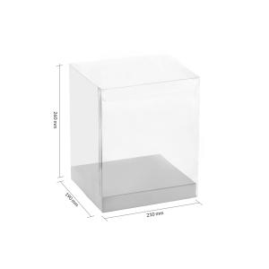SET 25 SCATOLE GIFT BOX PER KIT TEDDY/KIT EFFY/KIT MR. SNOW/KIT SANTA CON BASE IN CARTONE