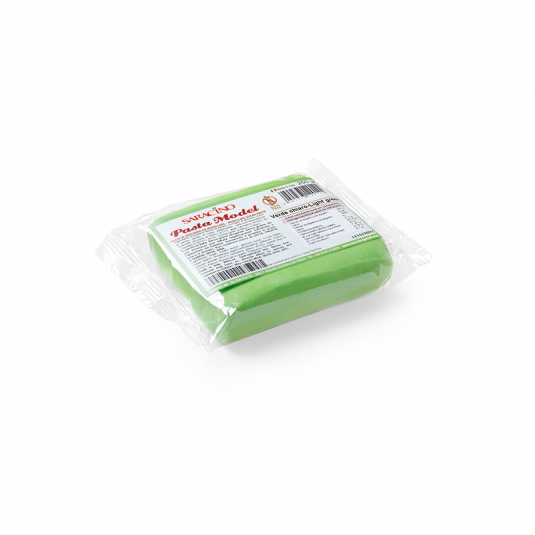Pasta MODEL verde chiaro 250 gr Saracino