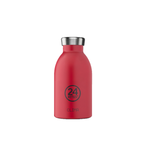 CLIMA BOTTLE 330ML HOT RED