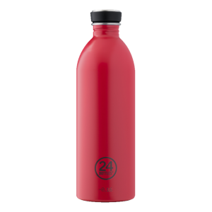 URBAN BOTTLE 1000ML HOT RED
