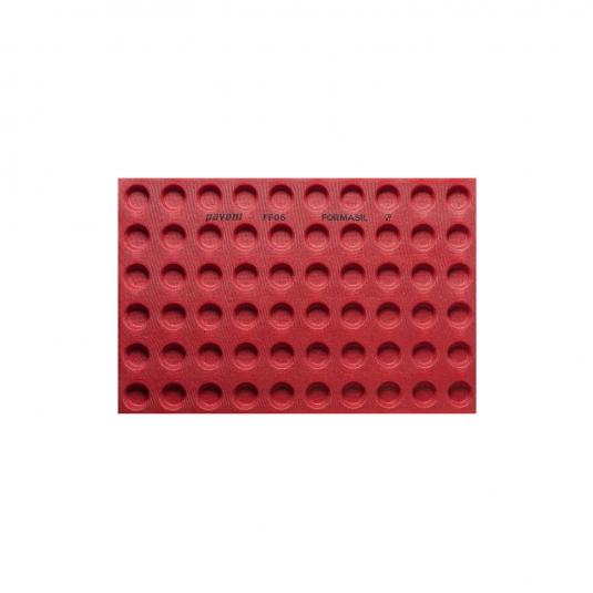 Stampo Formasil Forme Tonde 60 Impronte