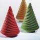 ALBERO SOFT KT150 Stampo termoformato per cioccolato Kit 2 alberi di Natale Pavoni