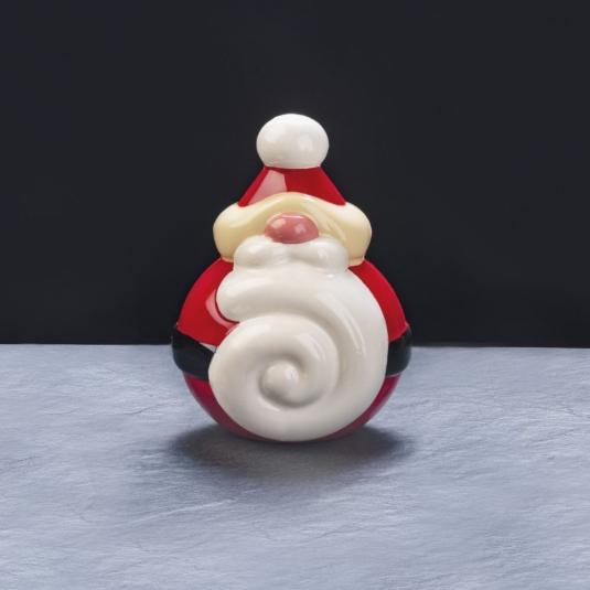 SANTA TWIST KT180 Stampo termoformato per cioccolato Kit 2 Babbo Natale Pavoni