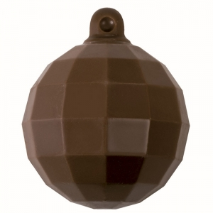 SET 2 STAMPI CIOCCOLATO CHRISTMAS BAUBLES 20SF005 IN PLASTICA TERMOFORMATA
