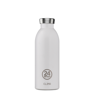 CLIMA BOTTLE ARCTIC WHITE 500 ML