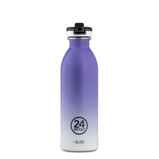 URBAN BOTTLE PURPLE RHYTHM 500 ML
