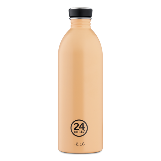 URBAN BOTTLE PEACH ORANGE 1000 ML