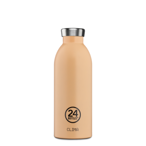 CLIMA BOTTLE PEACH ORANGE 500 ML