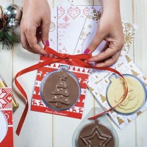 SET HOME MADE CHRISTMAS CARDS 16 PEZZI