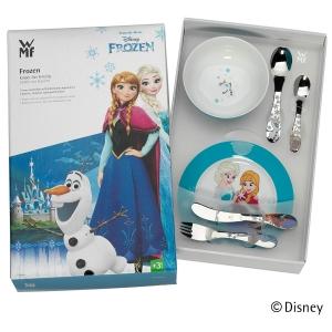 Set Posate Frozen Disney per Bambini