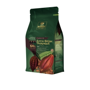 Cioccolato Fondente Extra-Bitter Guayaquil 64% 5Kg