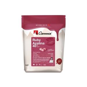 Cioccolato Carma Ruby Azalina 40% 1,5 Kg