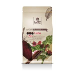 Cioccolato Fondente Cuba 70% 1 Kg
