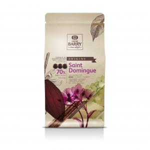 Cioccolato Fondente Santo Domingo 70% 1 Kg