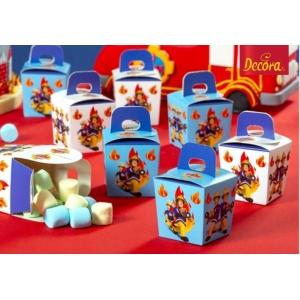 CANDY BOX SAM IL POMPIERE 6 PEZZI
