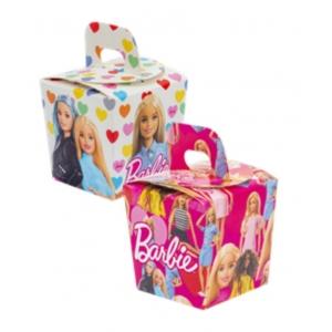 CANDY BOX BARBIE 6 PEZZI