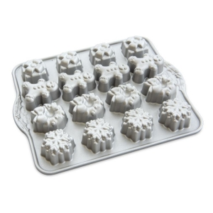 Stampo HOLIDAY TEACAKES CAKELET PAN