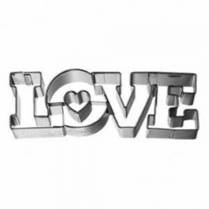 Tagliapasta scritta LOVE