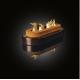 CAKE IDEA ELLIPSE - KIT FASCE INOX COMPONIBILI 3PZ