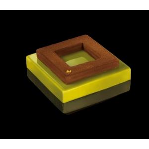 CAKE IDEA FRAME - KIT FASCE INOX COMPONIBILI 3PZ