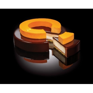 CAKE IDEA RING - KIT FASCIA INOX COMPONIBILE