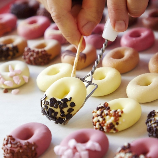 Stampo Silicone Donuts